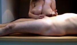 Miss Intrigue Titfuck & Hand Job