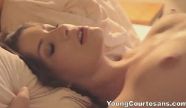Cunnilingus – Youthful Courtesans – A Fuck Fest Date Teeny Takes Paid For