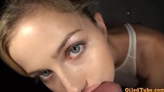 Amwf Czech Abigaile Johnson Interracial With Thai Dude