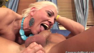 cala craves – Ash Blonde Old Milf Cala Thirsts Nailed By Younger Fellow