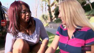 Delotta Brown & Nicki Blue (dr. Lick-her) 1080p