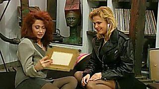 Les Chalumeuses (art Lovers) Anita Rinaldi Erika Bella 1993