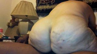 Massive Euro Bbw Gilf Railing Hypnotic Cellulite Booty