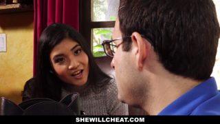 Shewillcheat – Hot Wife Brenna Sparks Drill Boy Toy