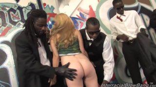 Horny Babe Heidi Mayne Fucked By Jon Jon And Rico Strong