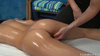Alaina Kristar Fucked During Massage