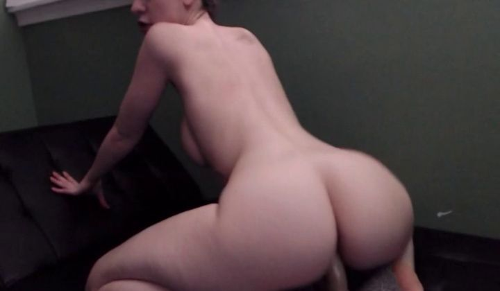 Sexy Black Teen Riding Dick