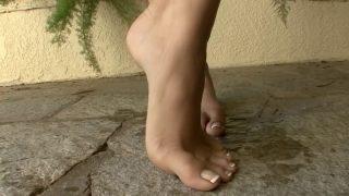 Courtney Shea Foot Fetish
