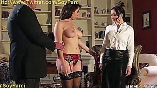 Hot Valentina Nappi Seducing The Big Cock
