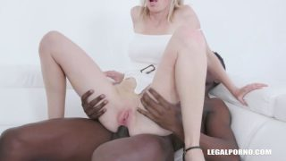 Cumshot – Alisia Comes Back To Get Fucked By Two Black Guys