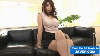 Blowjob – Asian Milf In The Tight Dress. Japanese Jav