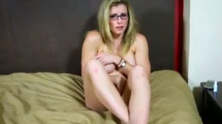 Mature Blonde Mom Cory Chase Fucked And Facialized