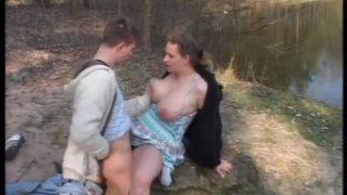 Big Boobs – Voayercams Com Busty German Slut Fucked Outdoor