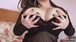 Erotic – Gina – Busty Movie – Cute Girl With Huge Tits Strips